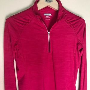 Track jacket - Red Kirkland size Small